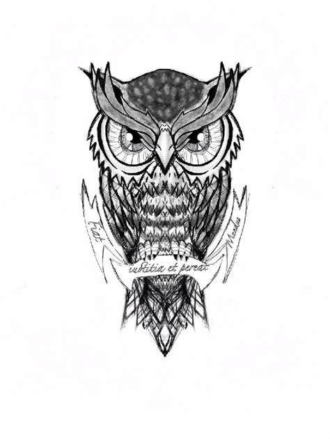 black owl tattoos designs  ideas
