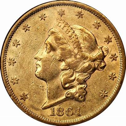 Gold Value 1864 Coins Coin Liberty Current