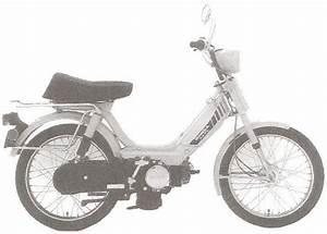 Honda 50cc Moped  P50  Pa50   U0026 Pc50 Motorcycles U30102020 U3011