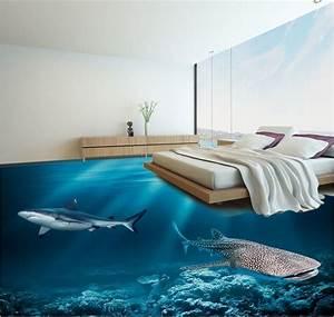 Modern Floor And Wall Porcelain Tile 3d Tiles For Bedroom ...