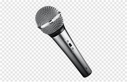 Microphone Mic Karaoke Wireless Gray Dynamic Electronics