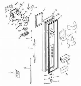 Ge Refrigerator P Series Parts