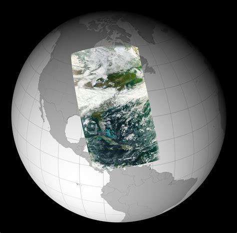 NASA - NASA's NPP Satellite Acquires First VIIRS Image