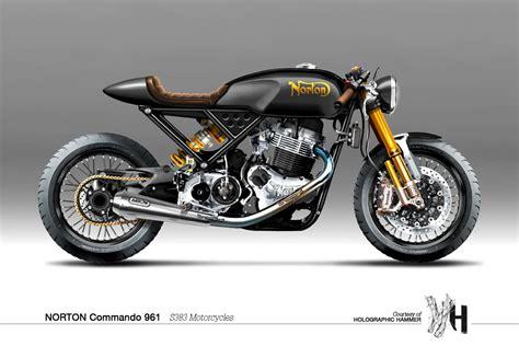 Norton Commando 961 Backgrounds by Norton Motorcycles 2013