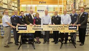 New RONA Store Opens In Sherwood Park Alberta