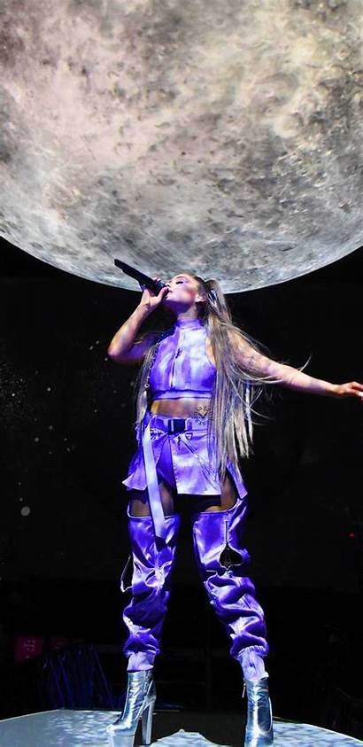 Ariana Sweetener Grande Tour Pantalla Fondos Wallpapers