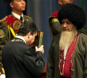 TURKMENISTAN Religious persecution continues, Baptist ...