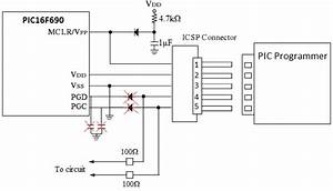 How To Connect An Icsp Interface