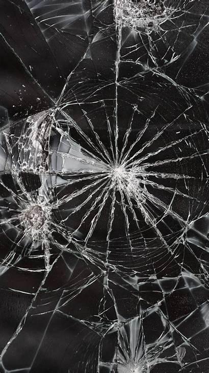 Screen Broken Glass Cracked