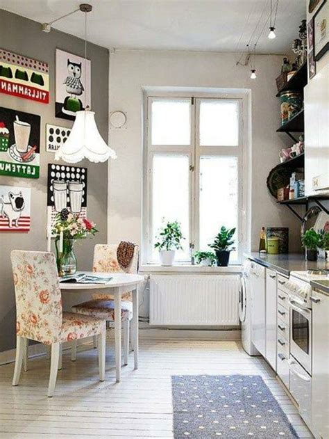 cuisine retro room decor ideas small kitchen solutions