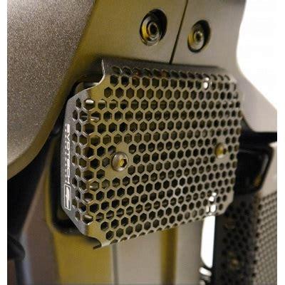 Ducati Scrambler Icon Modification by Evotech Ducati Scrambler Icon Rectifier Guard Prn12254