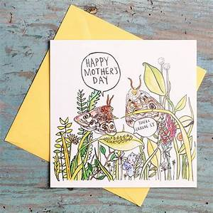 Happy Moth-er's Day Mother's Day Card Greeting Card | Etsy