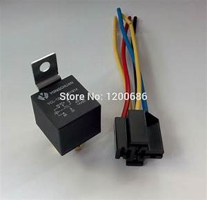Bz 1470  12v Relay Wiring Diagram 5 Wire Get Free Image