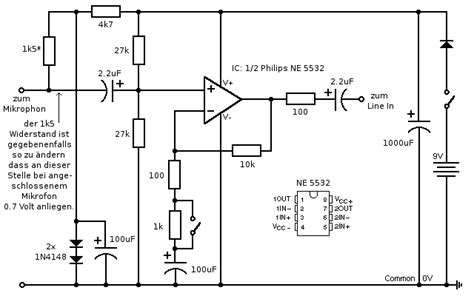 audio preamplifiers circuits page  audio circuits