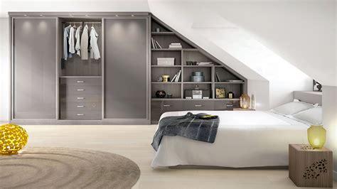 plan chambre salle de bain dressing comment aménager une chambre sous les toits
