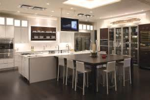 high end kitchen islands high end white stainless steel kitchen cabinet and floating shelf also large island with