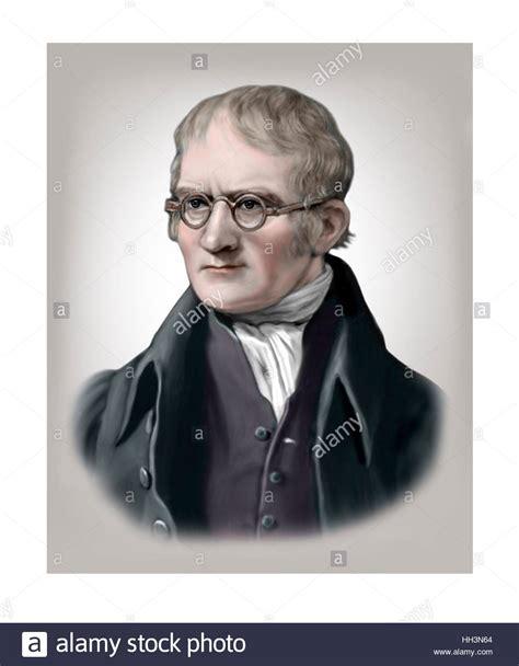 John Dalton, 1766-1844, Chemist, Physicist, Meteorologist
