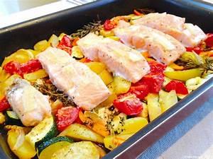 Lachs Mit Gemüse : lachs auf gem se im ofen gebacken kochen mit leidenschaft ~ Orissabook.com Haus und Dekorationen