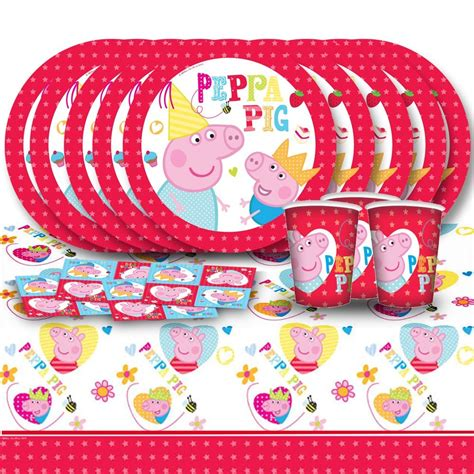 peppa pig birthday planning ideas supplies children s partyideapros