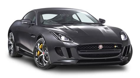 Black Jaguar F Type Coupe Car Png Image Pngpix