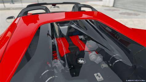 2017 Ferrari J50 Limited Add On Hq 13 For Gta 5