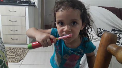 Cuidando Dos Dentinhos Youtube