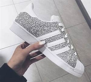GLITTER ADIDAS SUPERSTARS on The Hunt