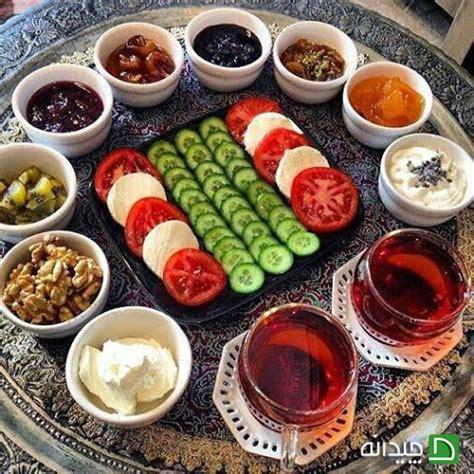 cuisine iranienne 10 چیدمان بی نظیر سفره افطار