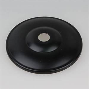 Kronleuchter Metall Schwarz : kuppelscheibe abschlu scheibe metall schwarz durchmesser 65 mm 5 95 ~ Markanthonyermac.com Haus und Dekorationen