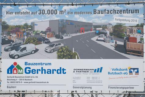 bauzentrum gerhardt butzbach gewerbebau 14 heinstadt und reiss gmbh