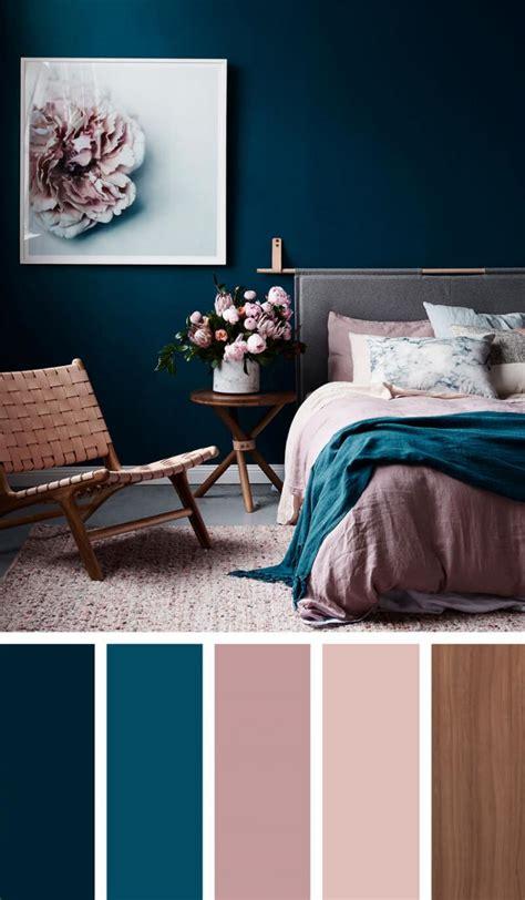bedroom color schemes  create  mood  restfulness