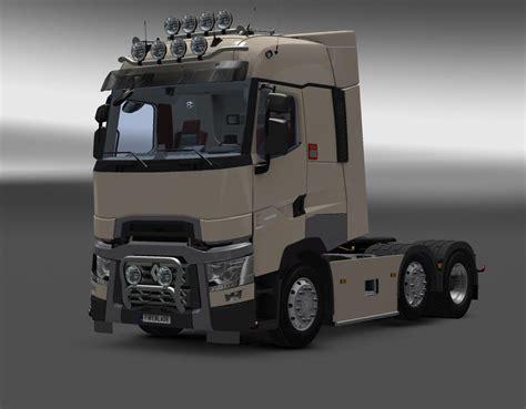 renault truck interior renault t new interior v6 0 1 25 x 1 26 x truck ets2 mod