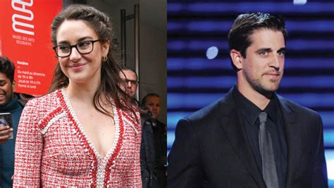 Shailene Woodley Confirms Aaron Rodgers Engagement On 'The ...