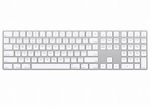 Apple Magic Keyboard With Number Pad Launches For  130