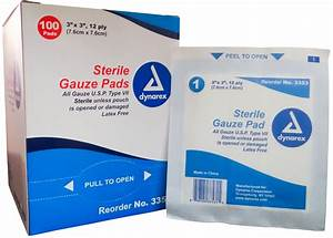 Related Keywords & Suggestions for sterile gauze