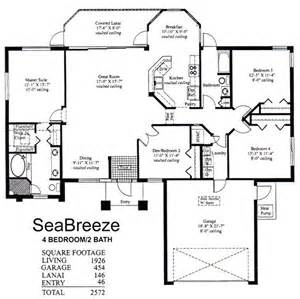 four bedroom house floor plans house layouts 4 bedroom sea four bedroom house floor plans house plans designs