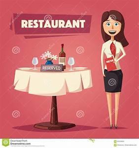 Restaurant Hostess Clipart   www.pixshark.com - Images ...