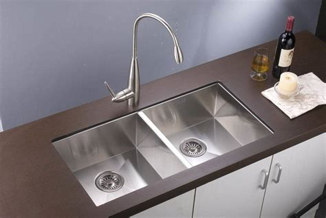 bowl kitchen sink two bowl kitchen sink vigo vg2918 29 inch undermount 6514