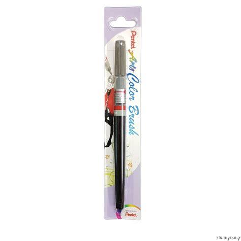 pentel color brush pentel arts color brush pen grey xgfl 137x