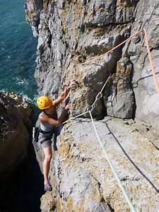 GUIDED SEA CLIFF CLIMBING — Climb Pembroke