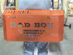014-5903-00 - Back Cover Diesel