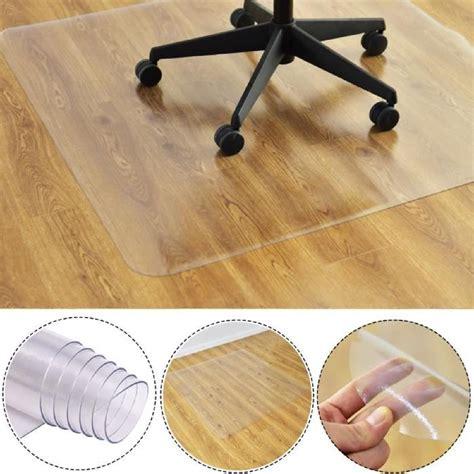 protection sol bureau tapis de protection sol pour chaise fauteuil de bureau