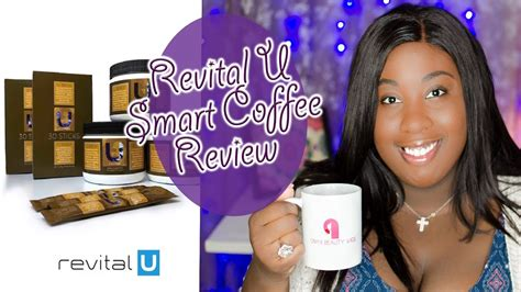 Liver detox blend with milk thistle seed, dandelion root and schisandra fruit. Revital U Smart Coffee Review - YouTube
