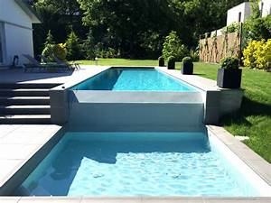 beautiful piscine miroir a debordement 11 d233co With piscine miroir a debordement