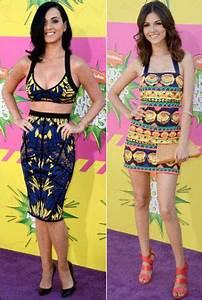 2013 Teen Choice Awards red carpet fashion