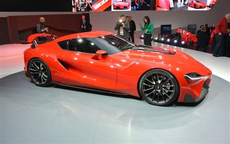 Toyota Supra Wiki by Toyota Confirms Ft 1 Concept Will Become The Next Supra