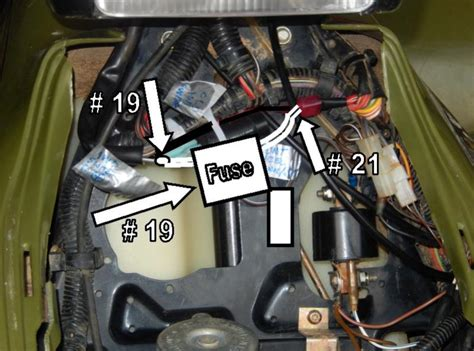 2006 Polari 500 Fuse Box by Diagram For 2003 Polaris Sportsman Parts