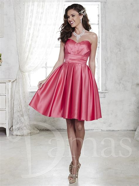 pleated midi skirt house of wu damas 52362 delivery bridesmaid dress