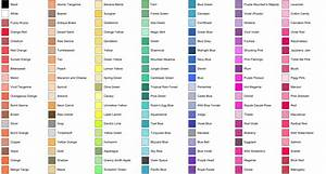 Further points on crayon colors   The stupidest thing...