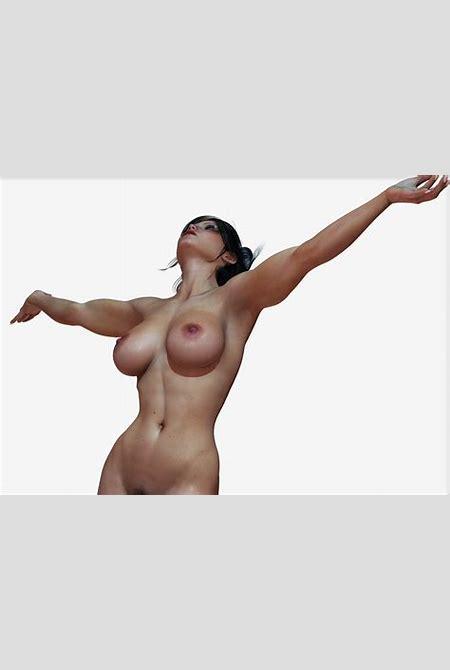 Wallpaper 3d vector girl, fantasy, anime, erotic, beauty, hot, nude, naked, cutie, skinny ...